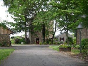 Rose Bank Winery Barn