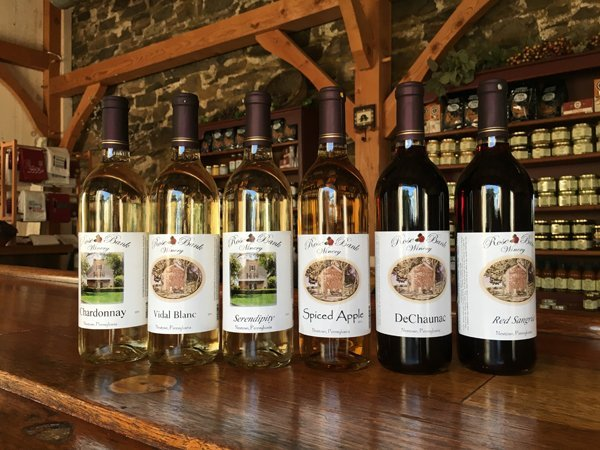 rose bank wines