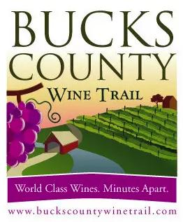 wine trail logo