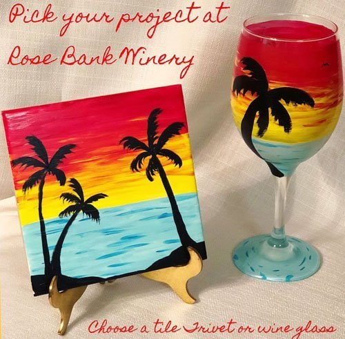 pinot paint party